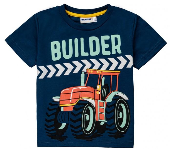 футболки и топы Футболки и топы Winkiki Футболка для мальчика WKB02937