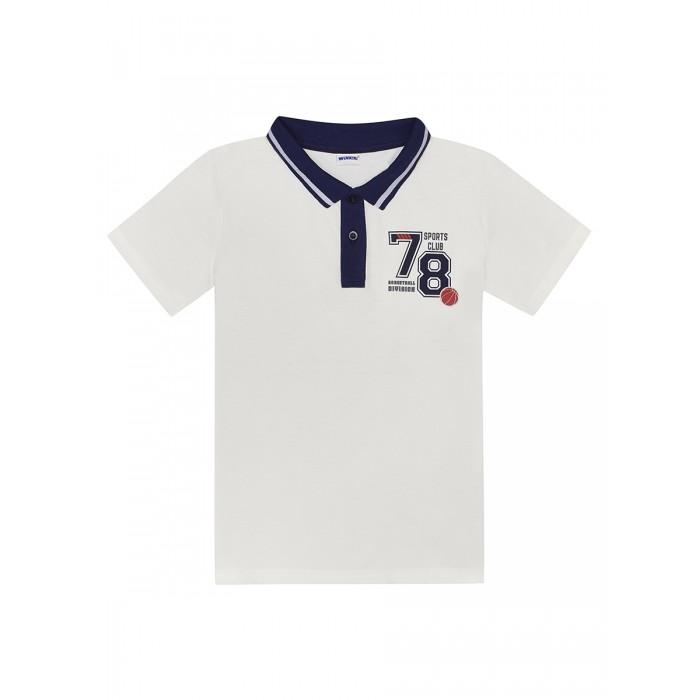 Купить Футболки и топы, Winkiki Футболка-поло для мальчика WTB91426
