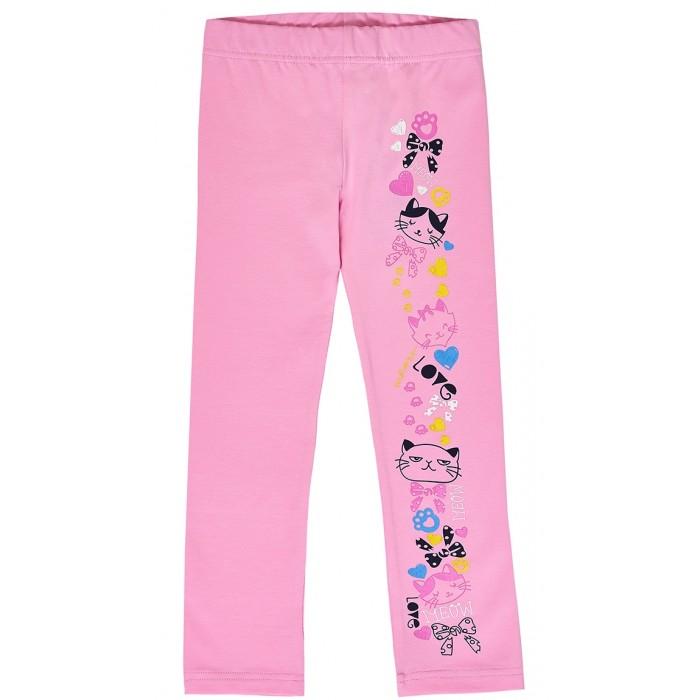 Брюки и джинсы Winkiki Леггинсы для девочки WKG92567 брюки и джинсы playtoday леггинсы для девочки meow 2 шт 398010