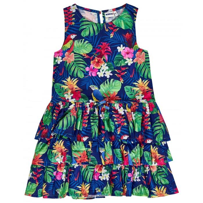 Winkiki Платье для девочки Тропики WJG91693 фото