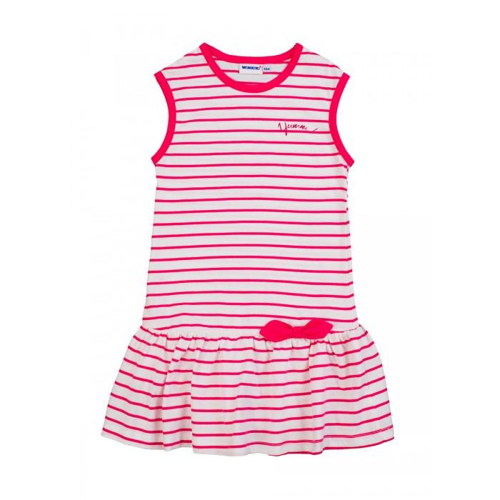 Картинка для Платья и сарафаны Winkiki Платье для девочки WG81016