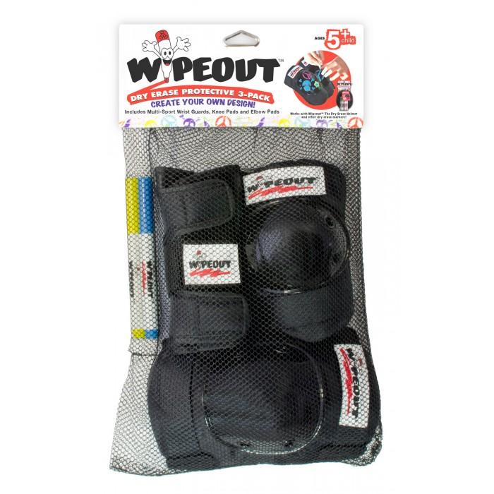 Шлемы и защита Wipeout Комплект защиты 3 в 1
