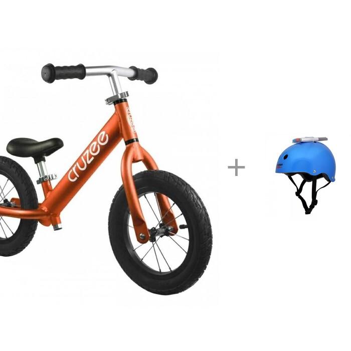 Wipeout Шлем с фломастерами и беговел Cruzee Air