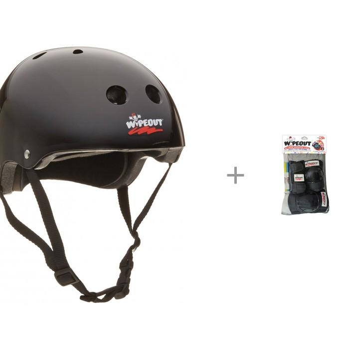 Wipeout Шлем с фломастерами с комплектом защиты 3 в 1
