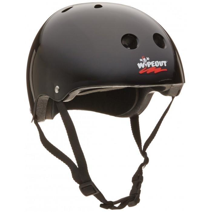 Wipeout Шлем с фломастерамиШлемы и защита<br>Wipeout Шлем с фломастерами стандартам безопасности США CPSC и ASTM для велосипедных шлемов, защите в скейтбординге и трюковых роликах.  Создай свой дизайн! 5 разноцветных маркеров и 8 трафаретов в комплекте. Старый рисунок легко стирается без воды.   Маркеры из комплекта легкостираемы, нетоксичны и соответствуют стандарту США ASTM D-4236 о художественных материалах и их безопасности для здоровья.  Особенности: От 5 лет (M); от 8 лет (L) Вес: 0.44 кг (М), 0,47 кг (L) Размер М: 24,8х20х15,5 см, обхват головы 49-52 см. Размер L: 26,6x20,5x16 см, обхват головы 52-56 см. В наборе: шлем, 8 трафаретов, 5 цветных маркеров Дизайн: США Производство: Китай