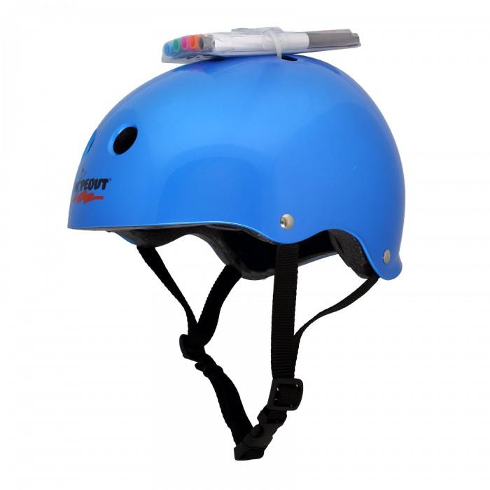 Wipeout Шлем с фломастерами