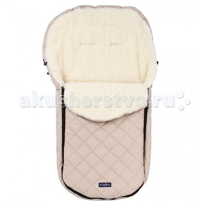 Зимний конверт Womar S61S61Зимний конверт Womar S61 с отворотом, выполнен из абсолютно безопасных материалов, не вызывающих аллергию у малыша.  Особенности: Мягкая шерсть создаст спокойный сон малышу, ему будет очень тепло и комфортно  Мешок имеет удобные застежки, благодаря которым ребенка можно легко уложить внутрь или достать из спального мешка Овечья шерсть обладает прекрасной терморегуляцией, поддерживая внутри комфортную для малыша температуру. Состав: материал верха - плащевая ткань (100% полиэстер) подкладка - из искусственного трикотажного меха с чистошерстяным ворсом (100% шерсть)<br>