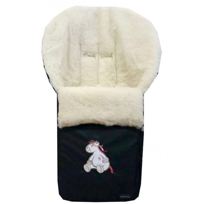 Зимний конверт Womar ExcluziveExcluziveСпальный мешок для коляски Womar Excluzive № 8 - это наиболее подходящее решение для каждой мамы. Подходит к большинству доступных колясок. Практичный замок позволяет очень быстро и легко уместить ребенка внутри спального мешка. Использование овчины гарантирует комфорт, спокойный и здоровый сон вашего ребенка.Особенности овечьей шерсти предупреждают перегревание организма ребенка в более теплые дни. Зимой же, предупреждают впитывание влажности из окружающей среды и удерживают постоянную температуру тела нашей крохи. Овечья шерсть - продукт гипоалергенный. Более того, благодаря присутствию ланолина, создает неприязненную среду для распространения возбудителей, что особенно рекомендуется маленьким аллергикам. Размер: 95 x 50 см Прорези для 5-ти точечных ремней безопасности.  Внимание! Оттенок конверта и рисунок могут отличаться от представленного на фото!<br>