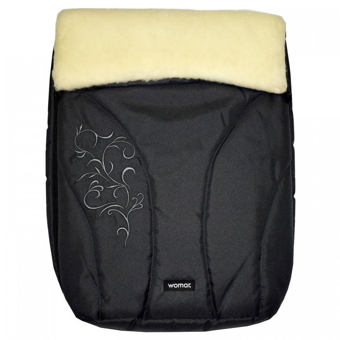 Зимний конверт Womar SnowflakeSnowflakeУниверсальный и современный образец спального мешка No25 подойдет для большинства детских колясок, доступных на рынке. Оригинальный дизайн и инновационные решения удовлетворят даже самых требовательных родителей. Удобный и практичный замок позволяет быстро и легко уложить ребенка внутри спального мешка.   Благодаря основе из овечьей шерсти, этот спальный мешок можно использовать как в морозные, так и в более теплые дни. Он поддерживает постоянную температуру, несмотря на изменения атмосферных условий, что предотвращает перегрев организма. Овечья шерсть не отдает тепло, что в свою очередь предотвращает охлаждение организма зимой. Спальные мешки имеют 5-ти точечные отверстия для ремней безопасности.   Натуральный терморегулятор - одним из наиболее уникальных достоинств овечьей шерсти является тот факт, что в контакте с человеческим организмом она максимально нагревается до температуры + 36.6 °C , то есть до нашей стабильной температуры тела. И, что самое главное, удерживает ее на стабильном уровне, несмотря на окружающие условия, даже при очень низких температурах.   Термоизолятор - шерстяные изделия предупреждают переохлаждение зимой или перегревание организма в более теплые дни  Гидроскопичность - шерсть в силе впитать очень большое количество потовыделений и не отдает их обратно в контакте с телом. Только во время проветривания овечье руно отдает впитанную воду и запах, из-за чего постоянно сохраняет свою свежесть.  Водонепроницаемость - шерсть не пропускает влажности снаружи.  Изделие гипоалергенное - овечья шерсть особенно рекомендуется аллергикам. Благодаря ланолину, шерсть не впитывает пыль и влажность снаружи и представляет собой неприязненную среду для бактерий.  Оздоровительные свойства - с давних пор известно, что шерсть имеет мощные оздоровительные особенности.   Одна молния по всему периметру конверта   Материал:100% полиэстер,100% шерсть. Размеры: 95х50 см.  Внимание! Оттенок конверта и рисунок могут отличаться от п