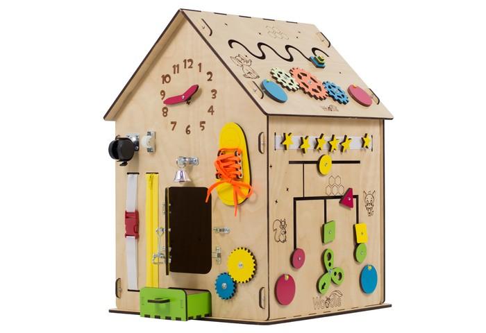 Купить Деревянные игрушки, Деревянная игрушка Woodle Бизидом