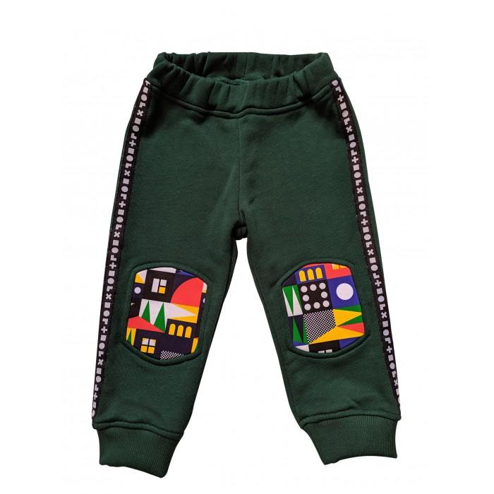 Брюки и джинсы WOW! GIMPAS с усиленными коленками Строим дом