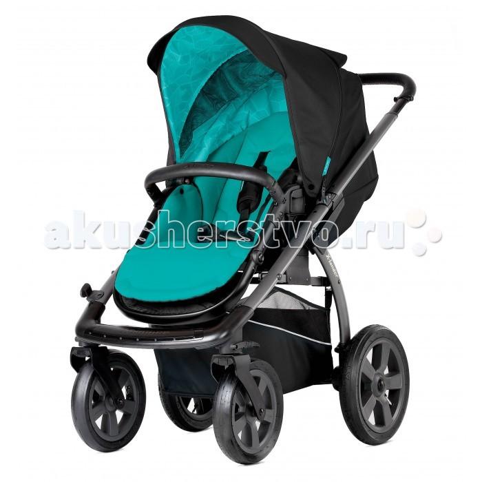Прогулочная коляска X-Lander X-MoveX-MoveПрогулочная коляска X-Lander X-Move — всесезонная прогулочная коляска-вездеход от известного производителя товаров для детей от 6 месяцев, выполнена из высококачественных товаров. Надежная и прочная рама на больших колесах обеспечивает отличную проходимость, коляска без труда преодолевает любые преграды на своем пути.   Прогулочный блок может устанавливаться в любом направлении относительно движения. Производители представили новую систему сложения коляски, которая реализуется путем нажатия двух педалей возле задних колес.   Новинкой является и размещенная светодиодная подсветка, расположенная на подножке коляски, что делает безопасными прогулки в ночное время.   Шасси: Одинарные съемные надувные колеса диаметром 26 и 30 см Фиксируемые поворотные передние колеса Различная ширина осей Возможность установки прогулочного блока по ходу и против хода движения Регулируемая по высоте ручка Пружинная система амортизации Светодиодная подсветка подножки коляски, работающая в двух режимах: постоянном и мигающем Хромированная алюминиевая рама черного цвета Замок, фиксирующий коляску в сложенном виде Устойчивость в вертикальном положении Вместительная тканная корзина для покупок Возможность установки на шасси люльки и автокресла 0+ Х-lander X-car, X-lander by BeSafe, Maxi Cosi (приобретаются отдельно).  Прогулочный блок: Регулируемая до полностью горизонтального положения спинка Регулируемая подножка 5-титочечные ремни безопасности с мягкими плечевыми накладками Съемная перекладина перед ребенком Большой регулируемый капюшон со смотровым окошком, опускающийся почти до бампера Мягкий подголовник и съемный мягкий вкладыш в сидение Съемные пригодные для стирки чехлы из ткани с водоотталкивающей пропиткой.<br>