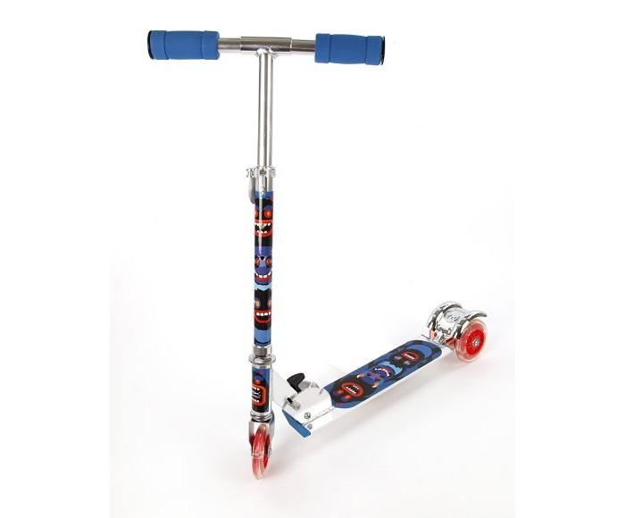 Двухколесные самокаты X-Match Cheerful 100 мм PVC, Двухколесные самокаты - артикул:521111