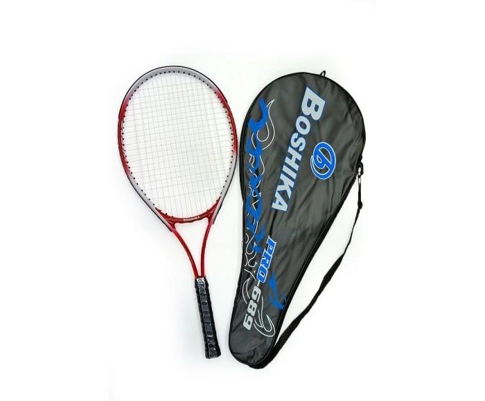 Спортивный инвентарь Наша Игрушка Ракетка для большого тенниса в чехле спортивный инвентарь наша игрушка ракетка для большого тенниса в чехле