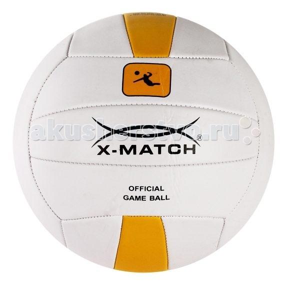 Мячи X-Match Мяч волейбольный 2 слоя размер 5