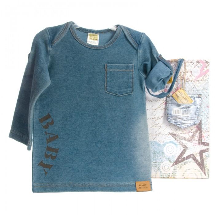 Водолазки и лонгсливы Xplorys Футболка Baby Jeans длинный рукав, Водолазки и лонгсливы - артикул:45627