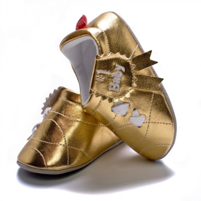 Детская одежда , Обувь и пинетки Xplorys Ботинки-пинетки Silly Souls 601838 арт: 11677 -  Обувь и пинетки