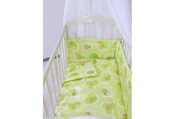 Фото - Комплекты в кроватку Фея Мишки (7 предметов) комплекты в кроватку soni kids солнечные мишки 7 предметов