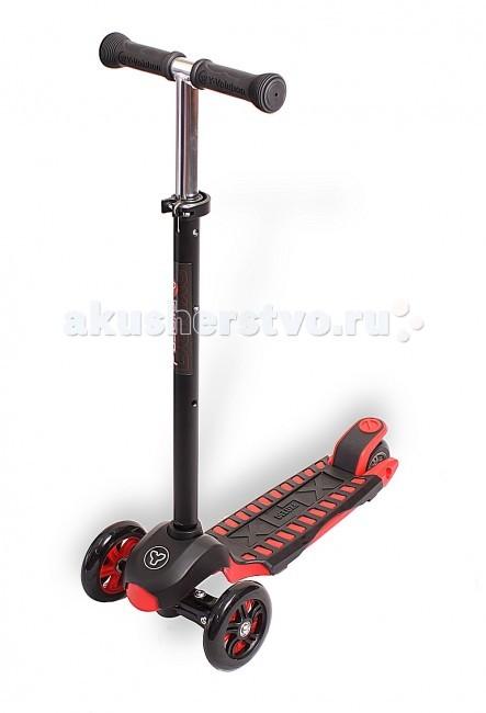 Купить Трехколесные самокаты, Трехколесный самокат Y-Bike Glider XL Maxi Deluxe