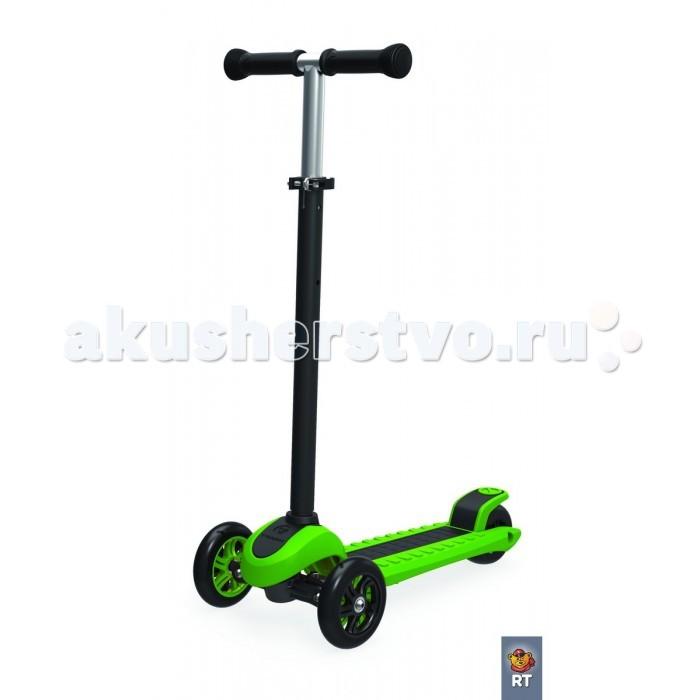 Трехколесный самокат Y-Bike Glider XL maxiGlider XL maxiСамокат Y-Bike Glider XL maxi - это продолжение модели Glider mini, но для более старшего возраста.   Единственная в мире технология двойных передних колес создана специально для детей и обеспечивает безопасность, когда ребенок осваивает самокат, учится балансировать и управлять этим чудесным транспортным средством. Инженеры Y-BIKE продумали все до мелочей и благодаря этой системе: 2 передних колеса и широкое заднее колесо, ребенок быстро и без помощи взрослых научится держать равновесие и отталкиваясь, катиться на самокате. А управлять этим самокатом ребенок сможет легко и непринужденно, наклоняя ручку влево или вправо при поворотах.  Уникальная особенность и отличие от аналогов-силиконовое широкое заднее колесо, обеспечивающее повышенную устойчивость и облегчающее управление. Гибкая подножка сделана из мягкого пластика, усиленного стекловолокном, тем самым исключая риск травмирования ребенка об нее. А прорезиненная поверхность не даст детской ножке соскользнуть с платформы самоката.  Алюминиевая рама- очень легкая и эргономичная, создана специально для детей. Телескопическая ручка меняется по высоте в 3-х положениях.  Все эти характеристики оценит Ваш малыш, а Вы будете счастливы когда увидите, как он умело управляет самокатом Y-BIKE Glider XL maxi.  Характеристики: полиуретановые литые колеса PU диаметр колес: передние &#8709;120мм,задние &#8709;85мм подшипники: ABEC-5 мягкие резиновые ручки с добавлением латекса задний тормоз длина самоката: 62 см высота руля: 95 см<br>