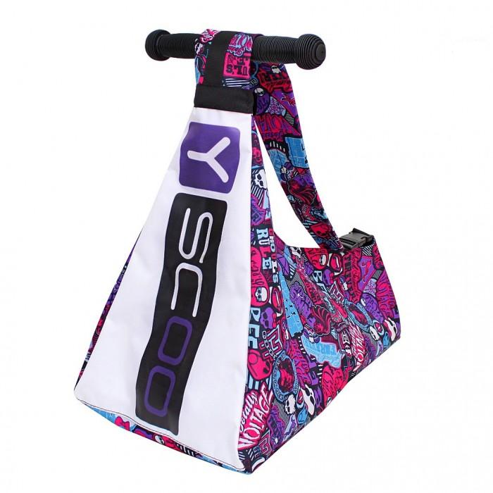 Аксессуары для велосипедов и самокатов Y-Scoo Сумка-чехол для трехколесного самоката Y-Scoo чехол для вейкборда в москве