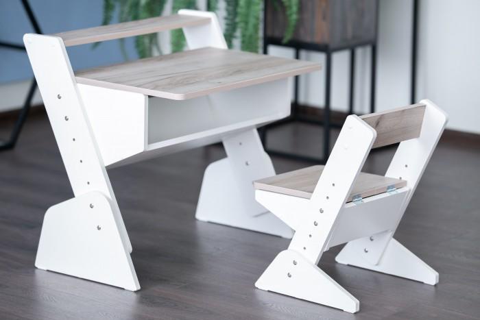 Детские столы и стулья Я сам Детская растущая парта и стульчик Так Так