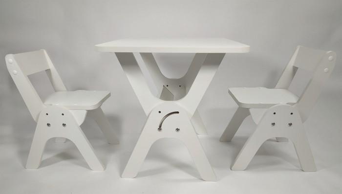 Я сам Растущий стол-парта и два стула Умка-Дуо