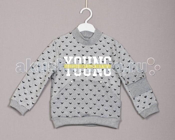 Джемперы, свитера, пуловеры ЯБольшой Джемпер Ритм 61-314-01 математика для малышей я считаю до 100