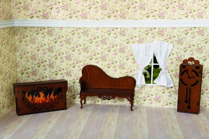 Кукольные домики и мебель ЯиГрушка Гостиная