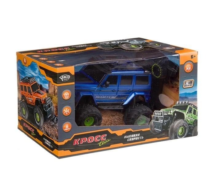 Радиоуправляемые игрушки Yako Радиоуправляемая машина Джип FullFunc М98111 yako yako радиоуправляемая машина городские службы эвакуатор 1 20
