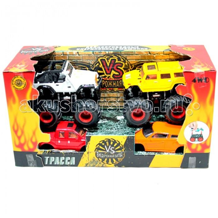 Машины Yako Машинка инерционная Дорожная битва игра yako кухня y18614127