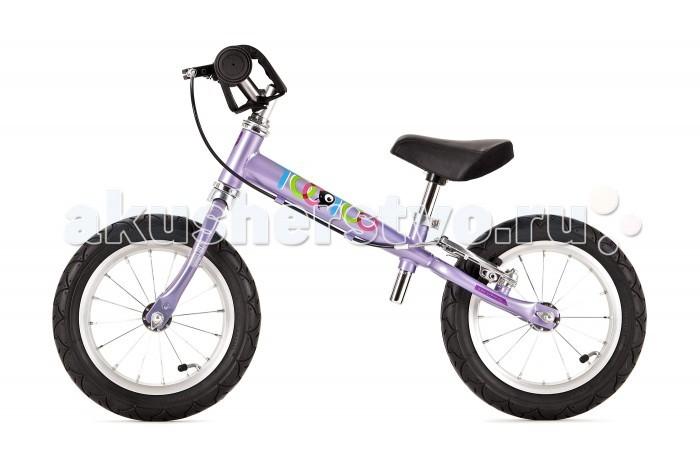 Беговел Yedoo Too Too CToo Too CДетский беговел Yedoo Too Too C отлично подходит для детей в возрасте от 2-х лет и ростом не ниже 90 см. Внешне модель напоминает велосипед, но движение осуществляется за счет отталкивания ногами от земли. Прогулки будут невероятно комфортными благодаря удобному сиденью, созданному с учетом детской анатомии, а также надувным шинам размером в 12 дюймов, которые сглаживают неровности дороги и обеспечивают довольно мягкий и плавный ход.   Yedoo Too Too C весит 3,8 кг и выдерживает нагрузку до 75 кг. Грипсы имеют боковые фиксаторы, которые защищают ладошки при падении. Отличается от модели Тоо Тоо В тем, что руль изготовлен из алюминия, благодаря чему уменьшается вес. У модели Тоо Тоо В руль стальной. Данная модель яркой расцветки станет настоящим другом для Вашего малыша, подарит ему массу ярких и запоминающихся моментов!  Технические данные: Рама - Hi-ten steel (облегченная сталь) Руль - Алюминиевый. Минимальная высота 51 см от пола, максимальная 56 см Седло - Эргономичное с регулировкой высоты от 35 см до 47 см Обода - алюминиевые Покрышки - надувные Innova Street Тормоза - V-BREAK Alu C-Star Грипсы - c боковым фиксатором ладошки Максимальная нагрузка - до 75 кг Вес - 3,8 кг Диаметр колес - 12 Рекомендуемый рост - 90 см<br>