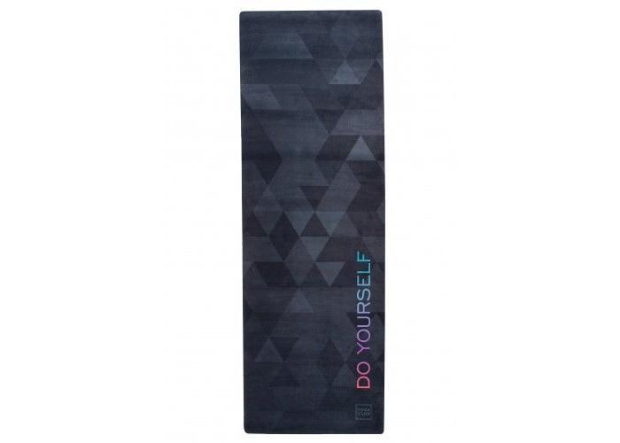 Купить Товары для йоги, Yoga Club Коврик для йоги Black YC 183х60х0.3 см