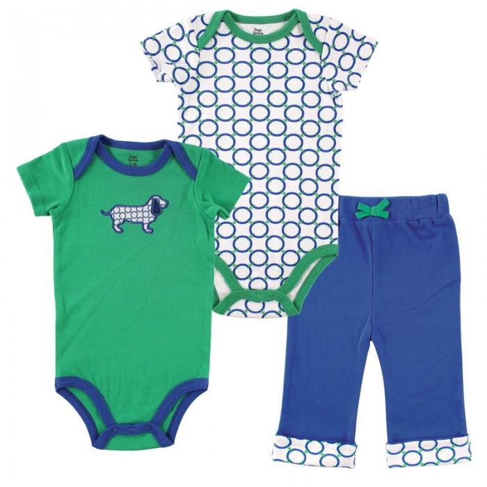 Комплекты детской одежды Yoga Sprout Комплект Боди 2 шт. и штанишки 90211 sprout sprout 3004 bngybn