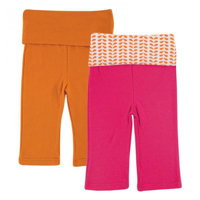 Брюки, джинсы и штанишки Yoga Sprout Комплект Штанишки для девочек 2 шт. yoga sprout 90060 90080 3 6