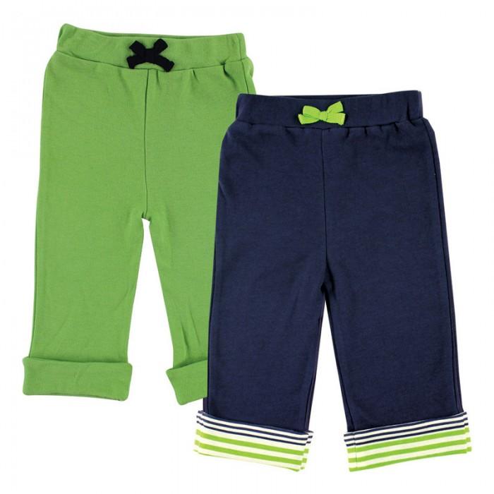 Брюки, джинсы и штанишки Yoga Sprout Комплект Штанишки для мальчиков 2 шт. yoga sprout 90060 90080 3 6