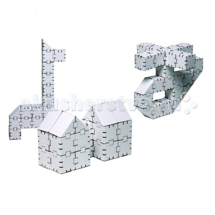 Конструкторы Yohocube Малый набор 45 элементов конструкторы yohocube конструктор йохо куб самолет
