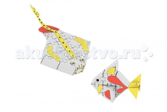 Конструкторы Yohocube Рыбки 26 элементов аквариумные рыбки в ейске