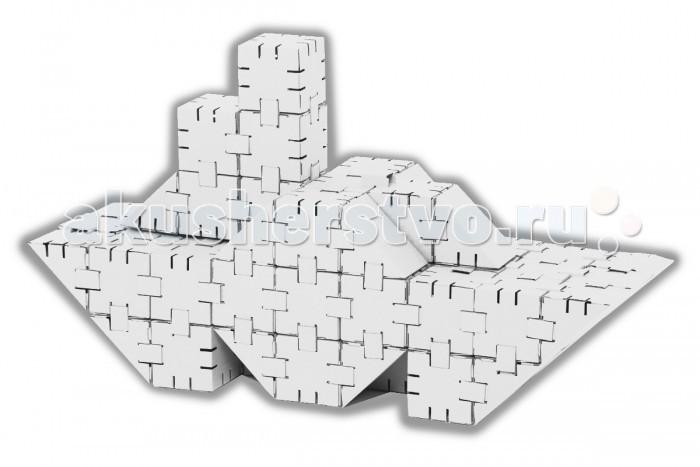 """Конструктор Yohocube Средний набор 75 элементовСредний набор 75 элементовYohocube Конструктор Средний набор 75 элементов  Конструктор """"ЙОХОКУБ"""" — это самосборные кубики в наборе с крепежами и тематическими декоративными элементами для конструирования любых форм без использования клея.  На ЙОХО-кубиках можно рисовать – верхний слой замечательно впитывает краску. А еще ЙОХО-кубики – это прекрасные тайнички для самых сокровенных секретов!  Конструктор """"ЙОХОКУБ"""" через игру развивает абстрактное мышление, конструкторские навыки, творческие способности и мелкую моторику. Приучает к коллективному творчеству в разновозрастной группе. Рекомендован детям от 6-ти лет. Для коллективной игры со взрослыми.<br>"""