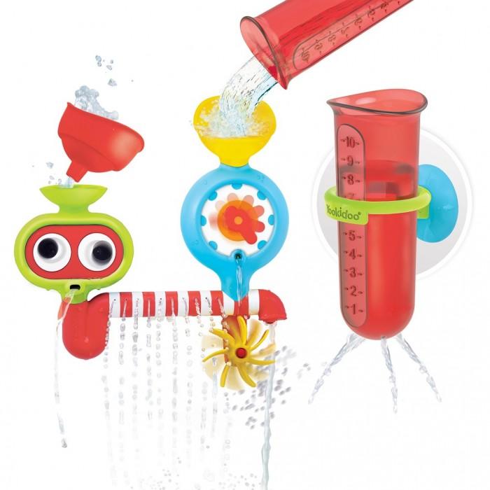 Yookidoo Игрушка водная душ Пожарный гидрант Фредди