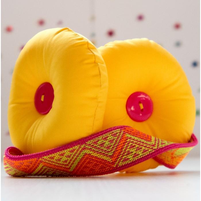 Купить Защита на прогулке, Yshki Защита для головы ребенка Rainbow