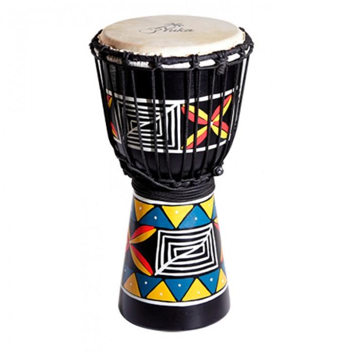Музыкальные игрушки Yuka Джембе веревочная настройка Tribal Tattoo, Музыкальные игрушки - артикул:513641