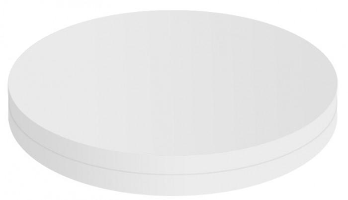 наматрасники Наматрасники Yummyki Наматрасник водонепроницаемый для круглой кроватки 75х75