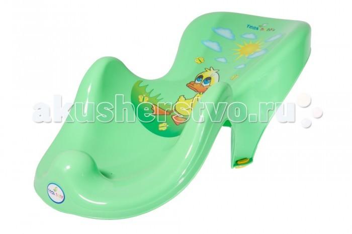 где купить Горки и сидения для ванн Tega Baby Горка для купания Balbinka Утенок по лучшей цене