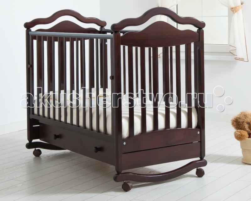 Детские кроватки Гандылян Анжелика качалка детские кроватки гандылян габриэлла люкс качалка