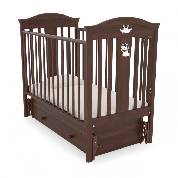 Детская кроватка Гандылян Даниэль (универсальный маятник) К 2002-29