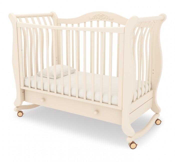 Детские кроватки Гандылян Габриэлла качалка детские кроватки гандылян габриэлла люкс качалка