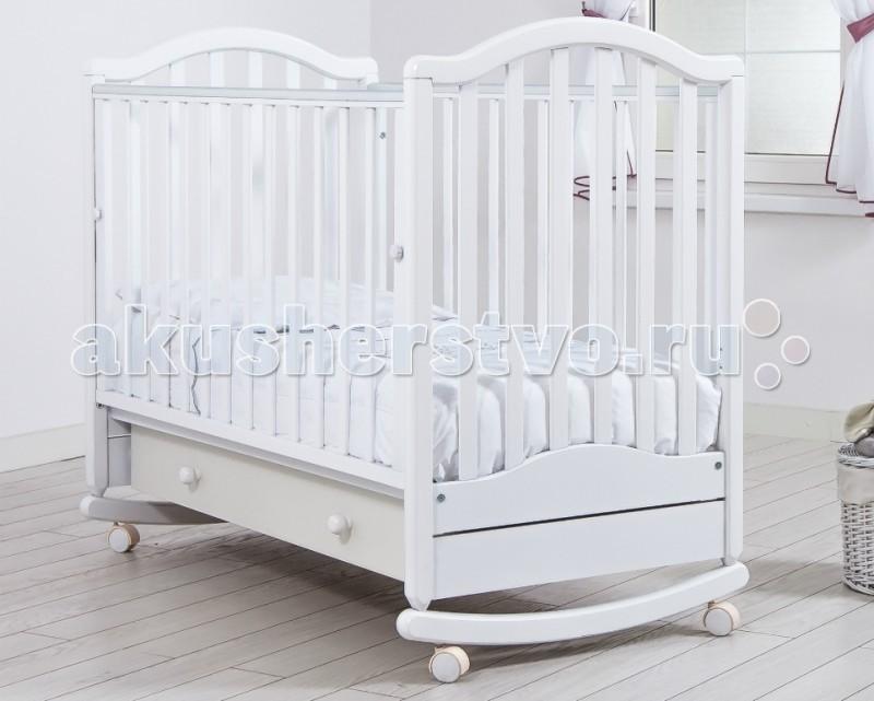 Детские кроватки Гандылян Лейла качалка детские кроватки гандылян габриэлла люкс качалка