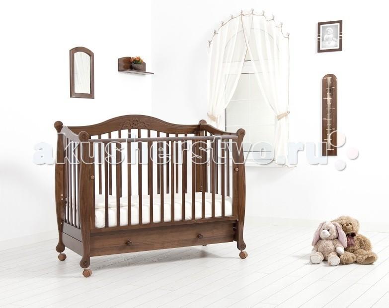 Детские кроватки Гандылян Моника детские кроватки гандылян габриэлла люкс качалка