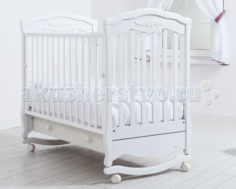 Детские кроватки Гандылян Шарлотта качалка детские кроватки гандылян габриэлла люкс качалка
